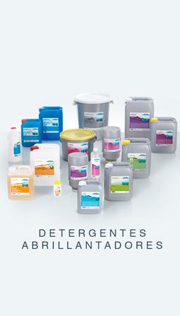 Detergentes abrillantadores